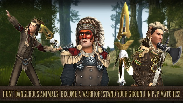 Be Red Cloud-Warriors & Tribes Screenshot