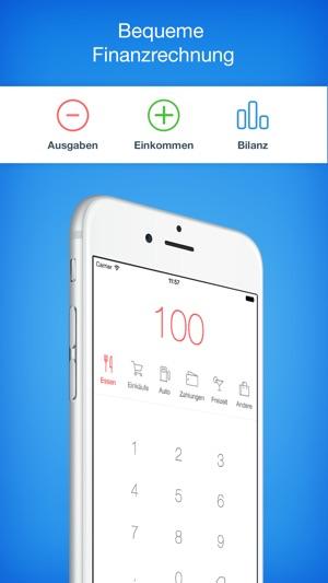Spender - Money Management Screenshot