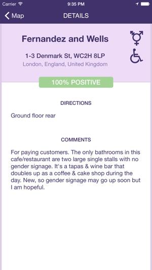 Refuge Restrooms on the App Store