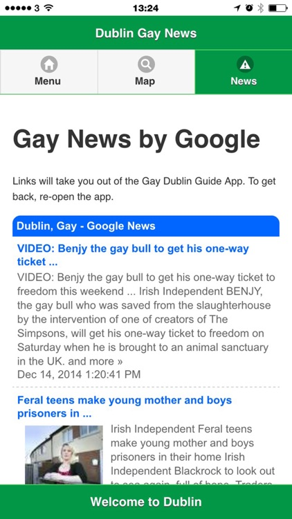 Gay Dublin Guide