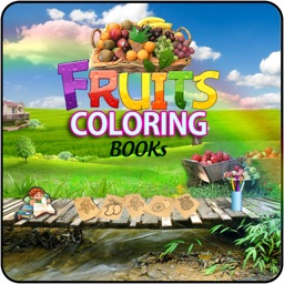 Fruits Coloring Book – Learning Fun