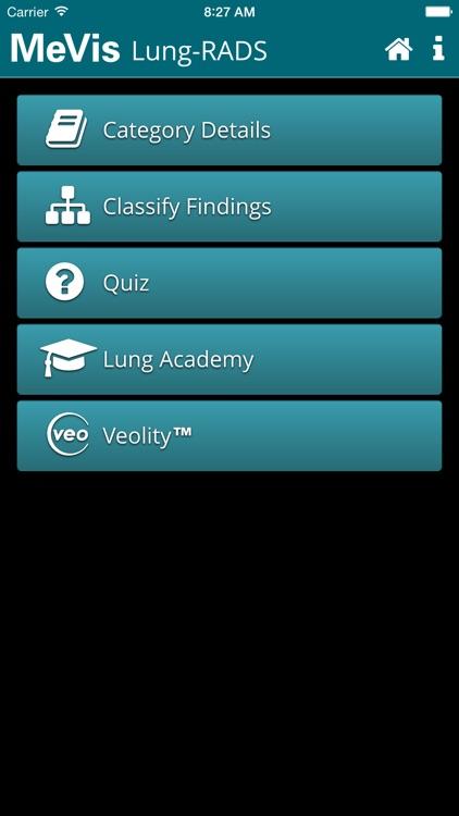 MeVis Lung-RADS screenshot-0