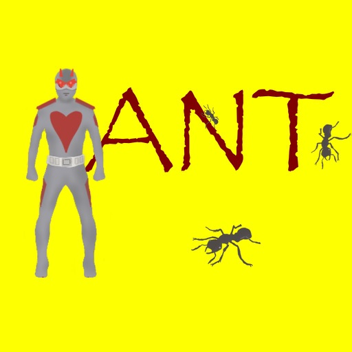 Escape Games for Ant-Man