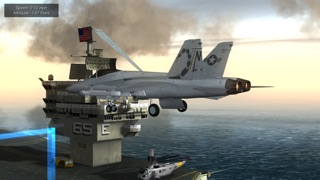 F18 Pilot Simulator Screenshot 1