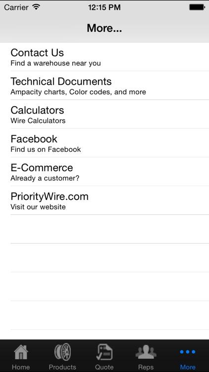 Priority Wire screenshot-4