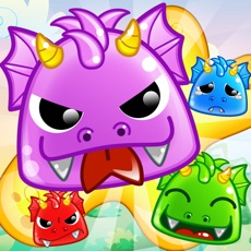 Activities of Jelly Dragon Pop - Castle Blitz Match 3 Puzzle Game