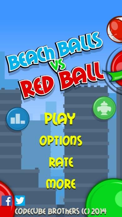 Beach Balls vs Red Ball FREE-4