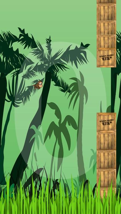 Flappy Ape Escape – Endless Jungle Adventure
