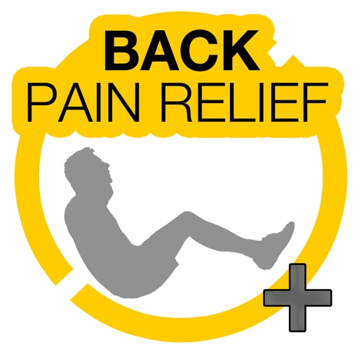 Back Pain Relief Workout Plus - Remove the pain, build muscles and strength with this simple training exercise
