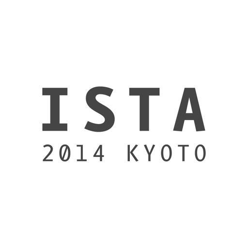 ISTA 2014 Kyoto