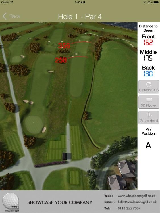 Conwy Golf Club - Buggy