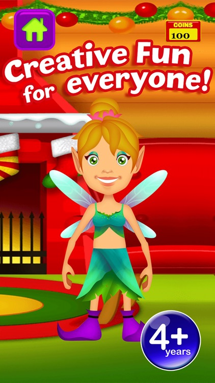 Santas Christmas Elf Game - Free App screenshot-3