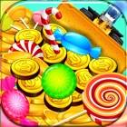 """ A Coin Dozer Smash Fever Free - Best Carnival Game! icon"