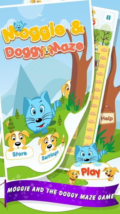 Moggie & Doggy Maze