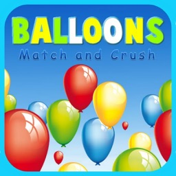 Balloons Match And Crush - Free