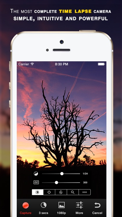 Lapse It • Time Lapse & Stop Motion Camera • Free
