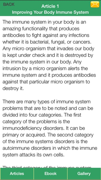 Immune System Guide - Have a Better Health Using Simple Strategy! screenshot-4