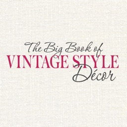 The Big Book of Vintage Style Décor