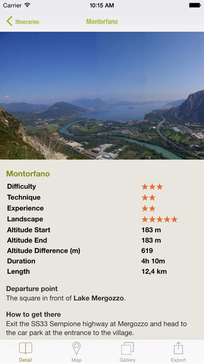 Lake Maggiore App screenshot-3