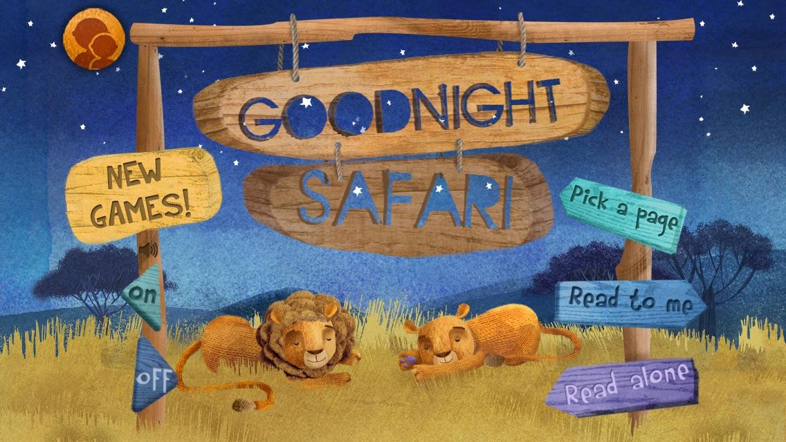 Goodnight Safari Screenshot