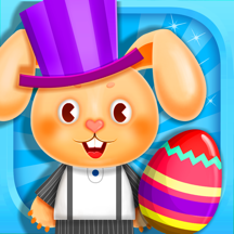 Mr. Bunny Easter Adventure - Virtual Kids Mini Games