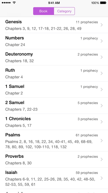 The Messiah - Bible Prophecies about Jesus Christ screenshot-3