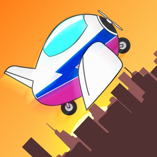 Awesome Air Plane Racing Challenge Pro - cool jet flying action game