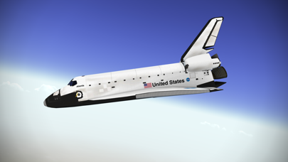 Screenshot from F-Sim Space Shuttle