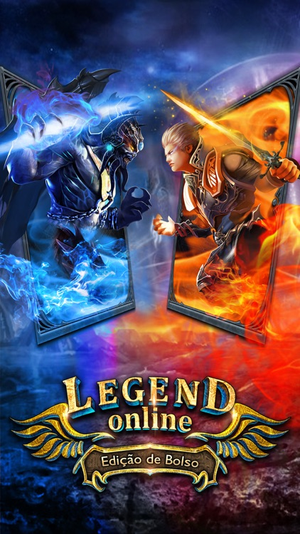 Legend Online (Português) screenshot-0
