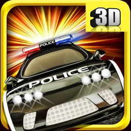 A Cop Chase Car Race 3D FREE - By Dead Cool Apps