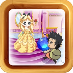 Diamond Princess Free - A HuaRongDao Jigsaw Puzzle game