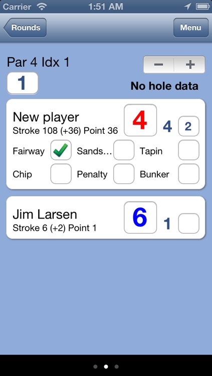 JLGolf screenshot-1