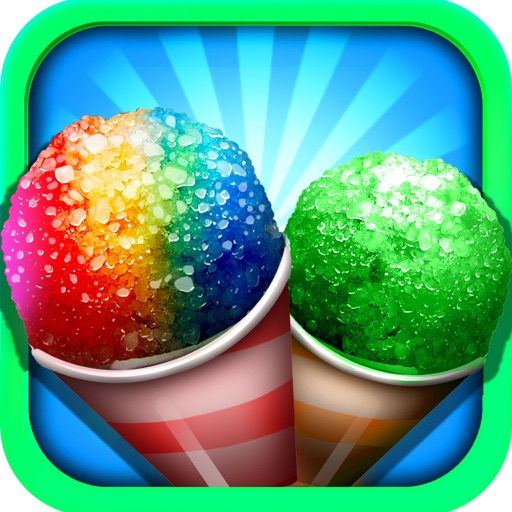 Awesome Snow Cone Frozen Ice Food Dessert Maker
