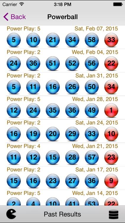 Lotto Angel - Mega Millions & Powerball screenshot-3