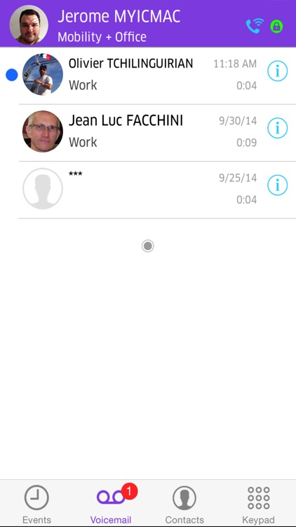 OTCV for iPhone screenshot-3