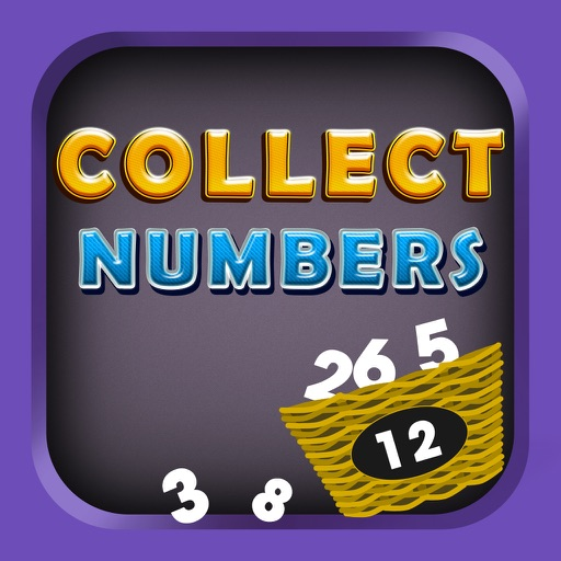 Collect Numbers icon