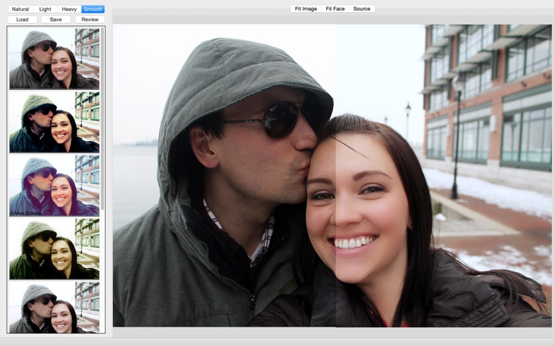 Portrait Retouching-Face Beauty and Skin Whitening screenshot 3