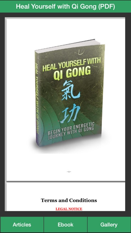 Qigong Guide - Everything You Need To Know About Qi Gong ! screenshot-2