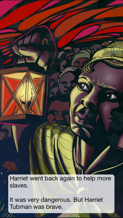 Harriet Tubman's Road to Freedom screenshot three