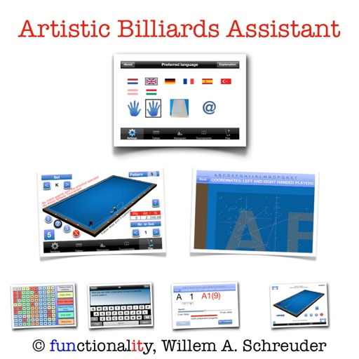 Artistic Billiards Assistant
