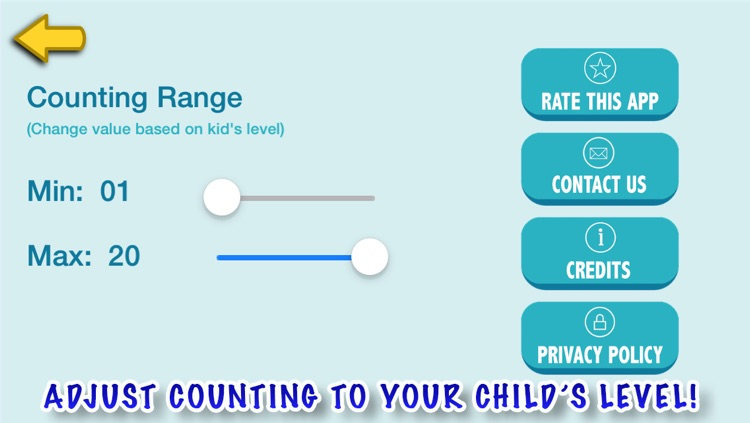 Counting is Fun ! -  Free Math Game To Learn Numbers And How To Count For Kids in Preschool and Kindergarten screenshot-3