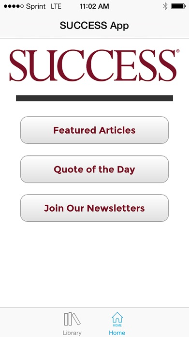 SUCCESS Magazine HD Screenshot