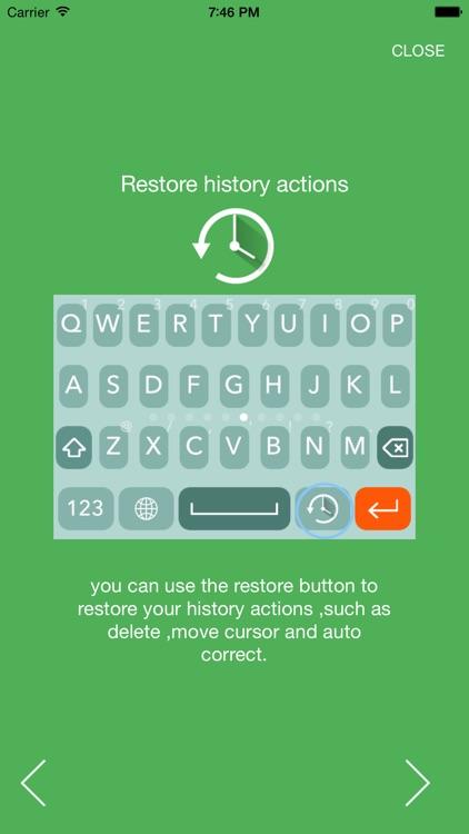 IntelliBoard-intelligent swipe keyboard