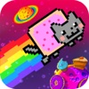 Nyan Cat: The Space Journey - iPadアプリ
