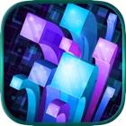 Ein Cube Runner - Würfel strategische Herausforderung icon
