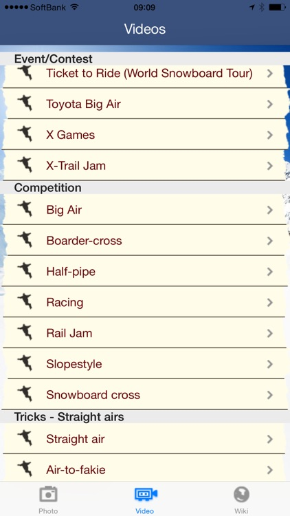 iSnowboarding screenshot-2