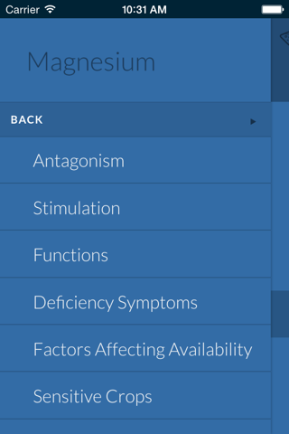 Nutrient Flashcards screenshot 2