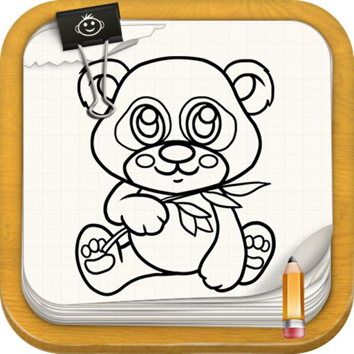 Learn To Draw Cute Anime Animals icon