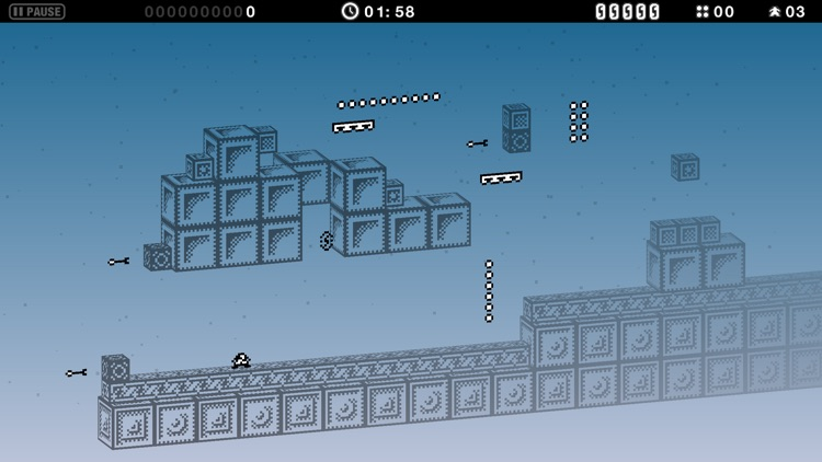 1-bit Ninja Lite screenshot-3