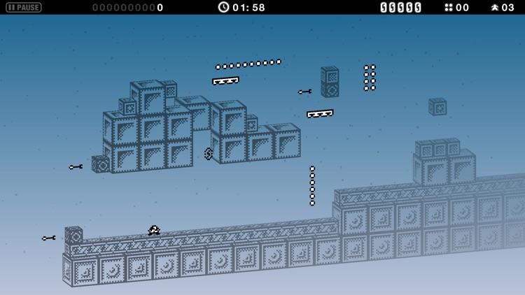 1-bit Ninja Lite screenshot-3
